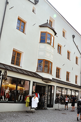 Übersicht Wohnungen Südtirolerstrasse 19